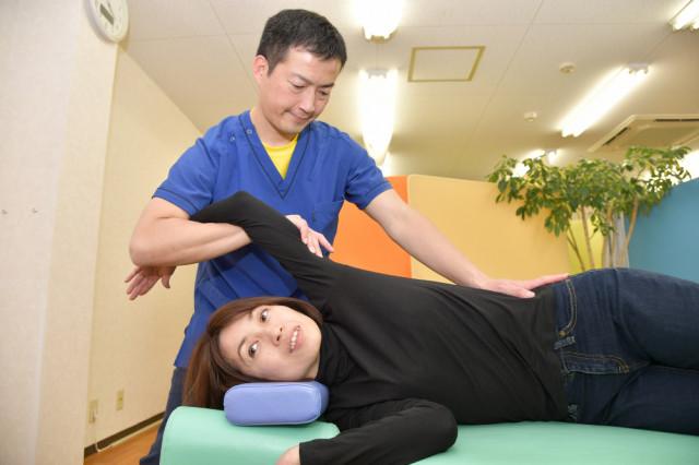 Dr.整体 天白ストレートネック改善法の画像